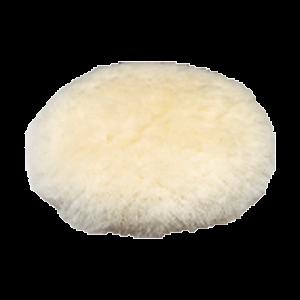 Lammullshätta med kardborre