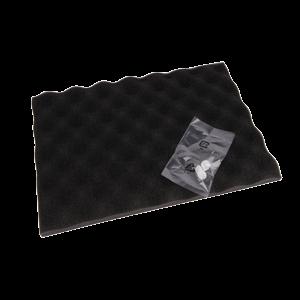 Vaahtomuovisus Makpac laatikon kanteen