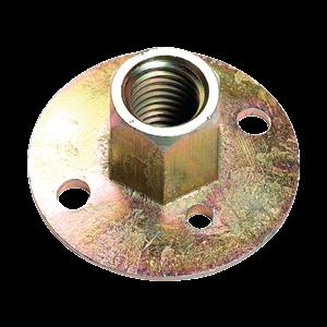 Lukitusmutteri kumilautasille M14x2 (DIN)