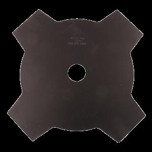 Ruohoterä 4-lapainen, 230x25,4 mm