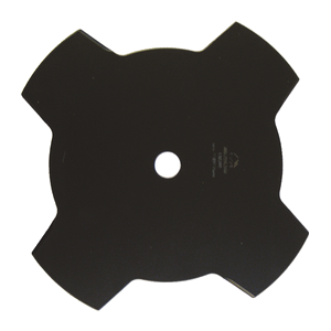 Ruohoterä 4-lapainen, 255x25,4 mm