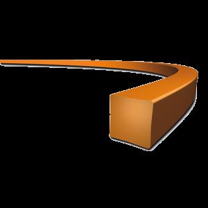369224795 - Siima 2,4 mm x 15 m, neliö