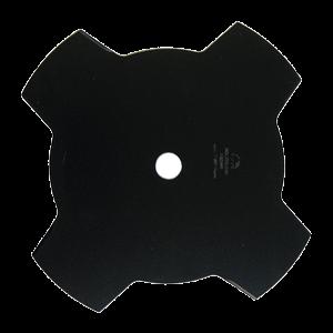 Ruohoterä 4-lapainen, 200x20 mm