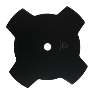 Ruohoterä 4-lapainen, 255x20 mm