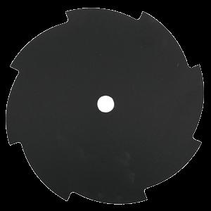 Ruohoterä 8-lapainen, 255x20 mm