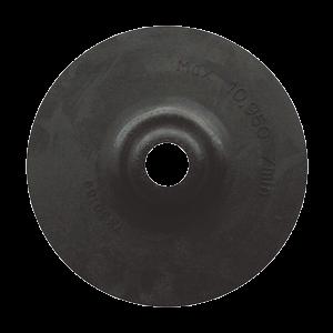 Hiomalautanen 125 mm, kumia