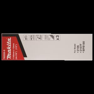 792559-8 - Vannesahanterä HCS 13x0,5x1140 mm, 3kpl