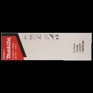 792560-3 - Vannesahanterä HCS 13x0,5x1140 mm, 3kpl