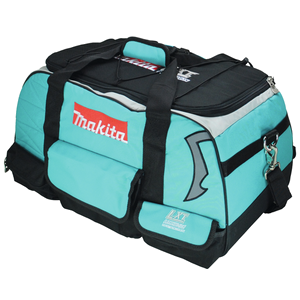 831278-2 - Kangaslaukku yleismalli. Omat taskut koneille ja tarvikkeille. 600x350x300mm.