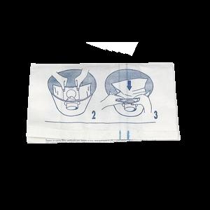 Pölypussi paperi 2-kerroksinen 5 kpl
