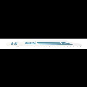 Pistosahanterä 77mm B52, nopea sahaus naulainen puu, 5 kpl