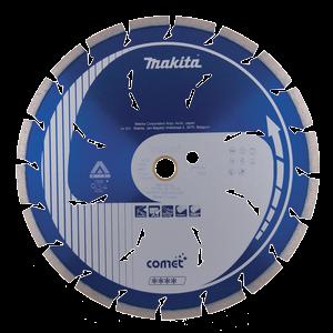 Timanttikatkaisulaikka 300x25,4/20mm, Comet Rapid, segmenttikorkeus 10mm, jäähdytysreiät, 3DDG