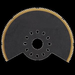 Sahanterä, segmentti, halkaisia 65mm