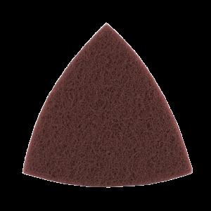 Puhdistus fleece kolmio
