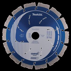 Timanttikatkaisulaikka 180x22,23mm, Comet Rapid, segmenttikorkeus 10mm, jäähdytysreiät