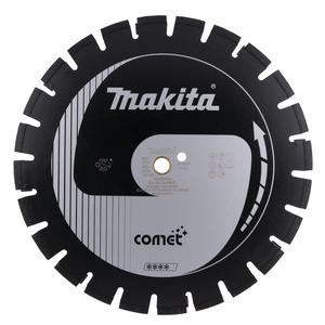 Timanttikatkaisulaikka 400mm, Comet asfaltille segmenttikorkeus 10mm