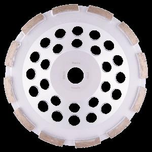 Timanttikuppilaikka 180mm, 1-rivinen segmentti, karkea hionta
