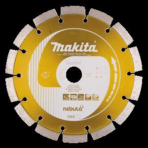 Timanttikatkaisulaikka 180x22,23mm, Nebula, segmenttikorkeus 10mm