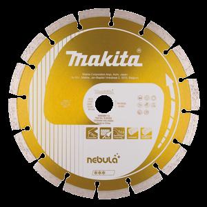 Timanttikatkaisulaikka 230x22,23mm, Nebula, segmenttikorkeus 10mm