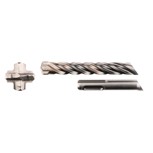 SDS-Plus poranterä 12x950/1000mm, 4-leikkuinen Nemesis2 -terä
