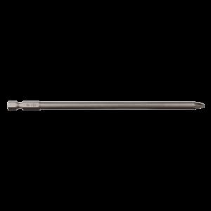 Ruuvauskärki PZ2, 150mm 1kpl