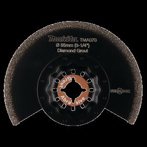 Timanttiterä segmentti, halkaisija 85mm