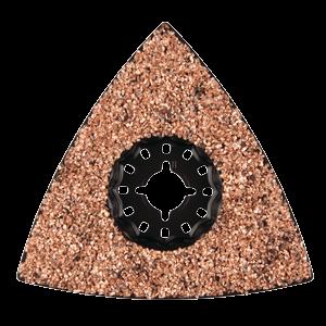 Kovametallihiontaterä, kolmio 78mm
