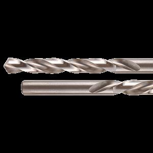 Metalliporanterä jyrsitty ja tarkkuushiottu HSS-G 10,25 x 133mm, 5kpl