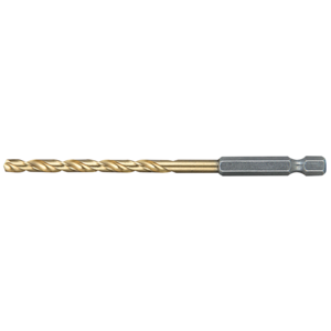 Metalliporanterä HSS-Tin 3,0 mm, 1/4