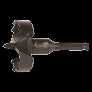 Itsesyöttävä puuporanterä 76mm (3