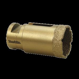 Timanttiporanterä laatoille 25mm. Kiinnitetään kulmahiomakoneeseen (M14)