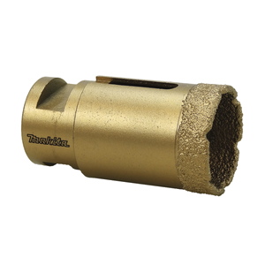 Timanttiporanterä laatoille 40mm. Kiinnitetään kulmahiomakoneeseen (M14)