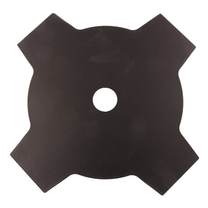 Ruohoterä 4-lapainen, 230x25,4mm