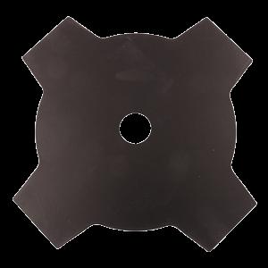 4-ašmenų krūmapjovės peilis, 255x25,4MM