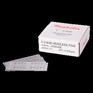 Pinninaula 0,6 x 25 mm, sähkösinkitty, 10000 kpl