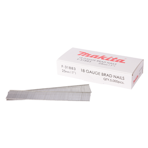 Dyckert naula 1,2x25mm, 18ga, 5000kpl