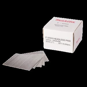 Pinninaula 0,6 x 50 mm, sähkösinkitty, 10000 kpl