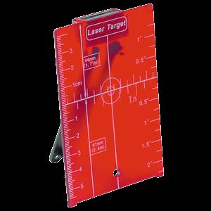 LE00785638 - Tähtäinlevy heijastavalla magneetilla