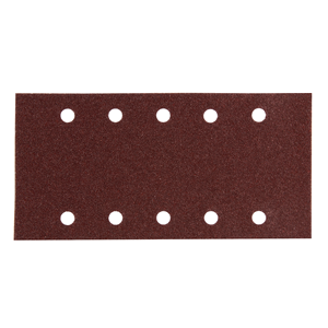 Hiomapaperi tarrakiinnitys 115 x 232 K40, 10 kpl, BO4900/9046