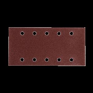 Hiomapaperi tarrakiinnitys 115 x 232 K80, 10 kpl, BO4900/9046