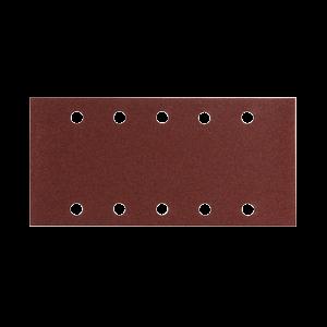 Hiomapaperi tarrakiinnitys 115 x 232 K100, 10 kpl, BO4900/9046