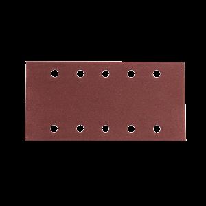 Hiomapaperi tarrakiinnitys 115 x 232 K180, 10 kpl, BO4900/9046