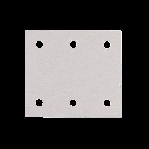 Hiomapaperi tarrakiinnitys 114 x 102 K100, 10 kpl, BO4555