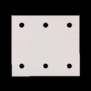 Hiomapaperi tarrakiinnitys 114 x 102 K180, 10 kpl, BO4555