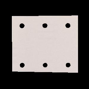 Hiomapaperi tarrakiinnitys 114 x 102 K320, 10 kpl, BO4555