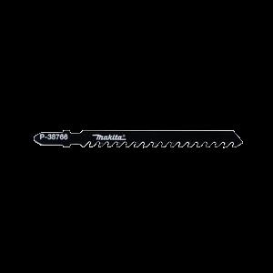 Pistosahanterä 75mm HM, lasikuitu, 3 kpl