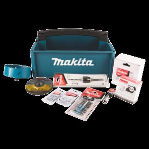 Makpac -tarvikesarja ilmastointiasentajalle
