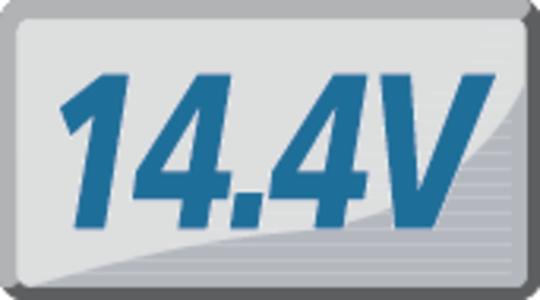 14,4V