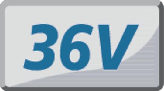 36 Voltin käyttöjännite